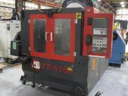 2011 LK MACHINERY TT-510P - Vertical Machining Center