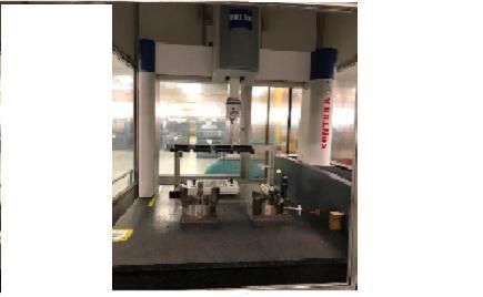 Zeiss Contura 7/7/6 DCC Coordinate Measuring Machine (CMM) Vast XT Scanning Head