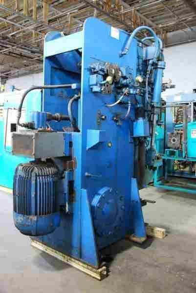 Pines #20T 20 Ton Vertical Tube Bender