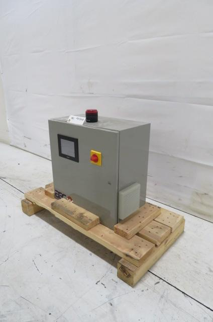 AEC Nearly New Control Panel For Vacuum System, VTC2P20S, 115V