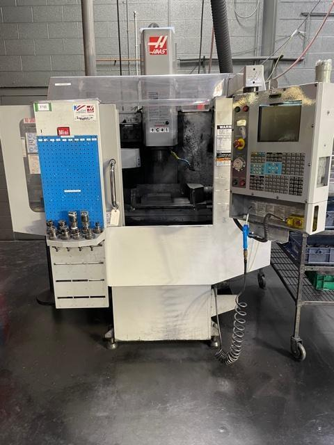 2006 Haas Mini Mill Vertical Machining Center