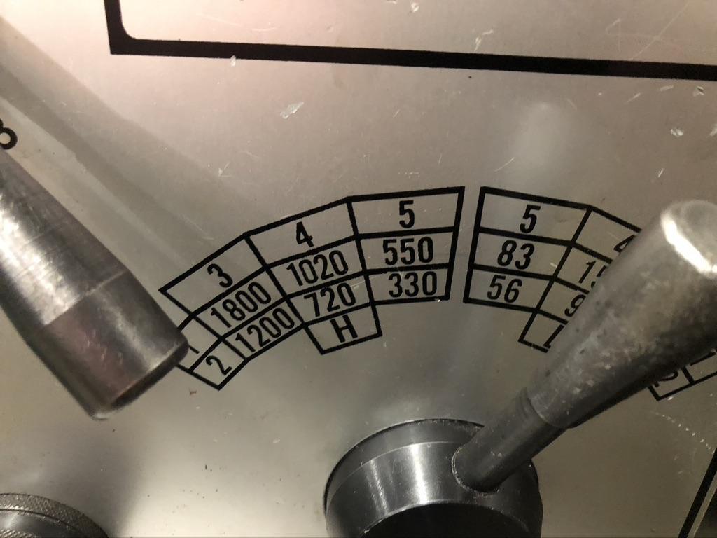 "17"" X 40"" ATRUMP ENGINE LATHE WITH INCH/METRIC THREADING"