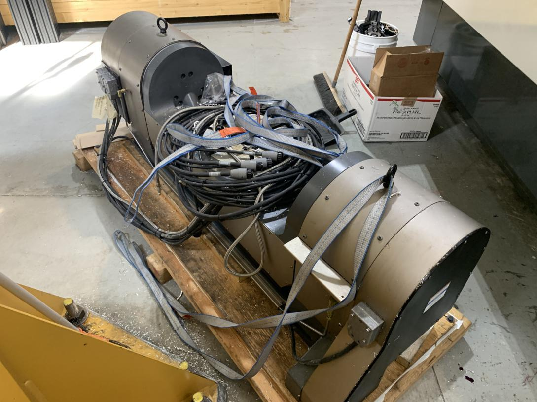 2016 Haas VF-9/40 - Vertical Machining Center