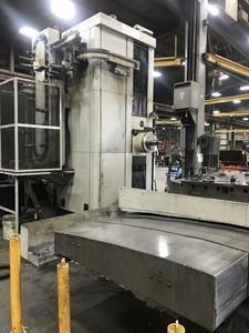 "HYUNDAI KIA KBN 135 5.1"" CNC TABLE TYPE HORIZONTAL BORING MILL"