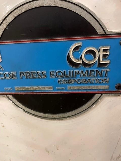 "8000 lbs x 18"" Coe Servo Feed Line"
