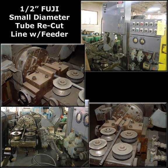 "1/2"" 12.7 mm Fuji Tube Recut Line W/ Feeder"