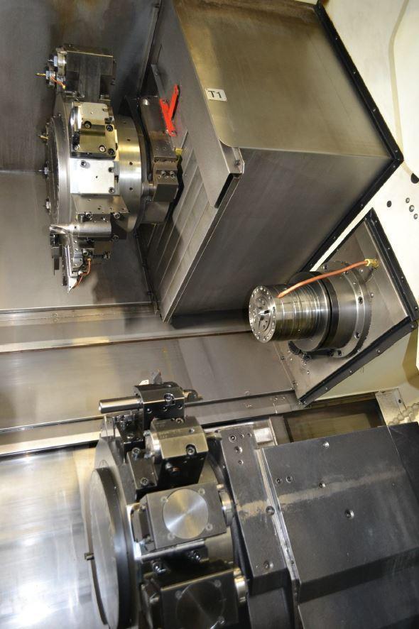 DMG Mori NZX2000/800SY CNC Horizontal Lathe