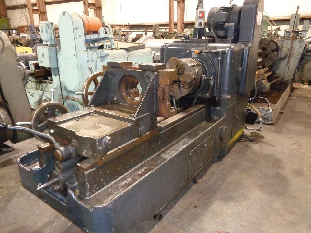 "4"" Landis 32C single Spindle Threading Machine"