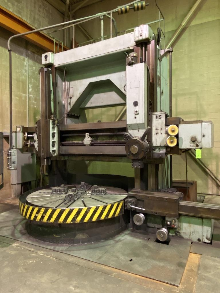 Stanko  Vertical Column Turning & Boring Mill.