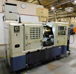 2003 HWACHEON Hi-Tech 200C - CNC Horizontal Lathe