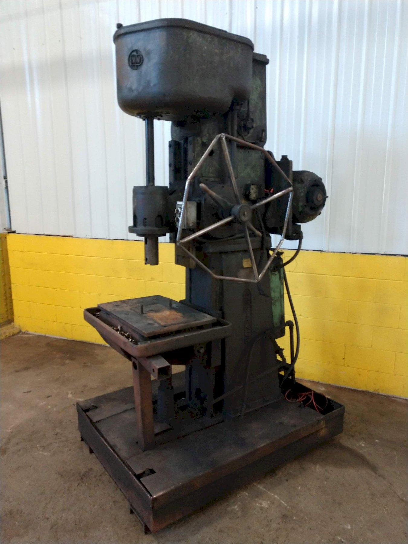 DEFIANCE MACHINE WORKS MODEL 200 SINGLE SPINDLE DRILL: STOCK #13426