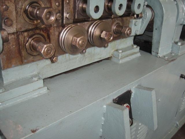 "1/2"" Shuster 3A Straighten and Cut Machine"