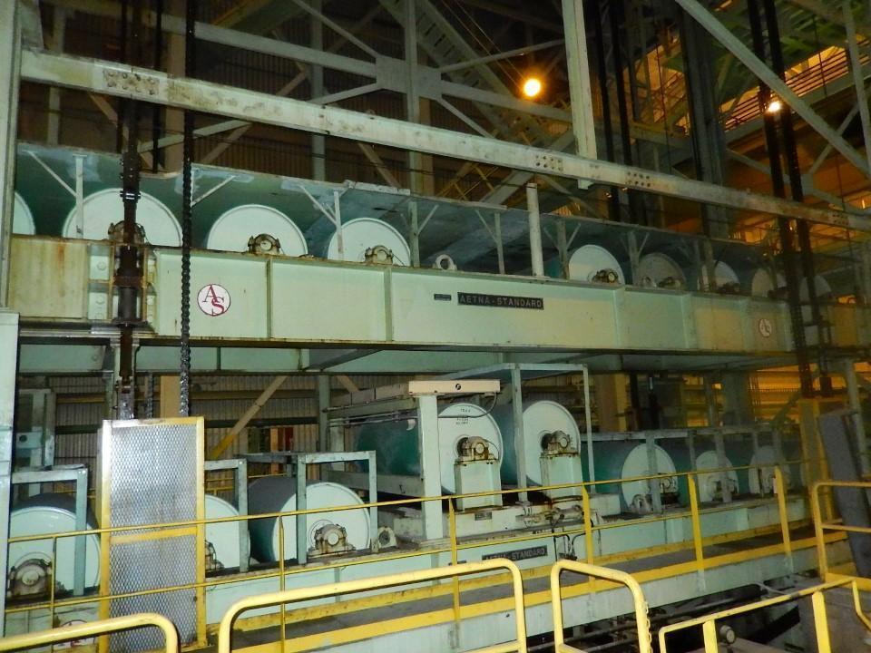 "72"" Aetna Standard Electro- Galvanizing Line"