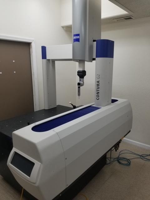 ZEISS2012 Zeiss Contura G2 RDS 10/12/6 Coordinate Measuring Machine (CMM)