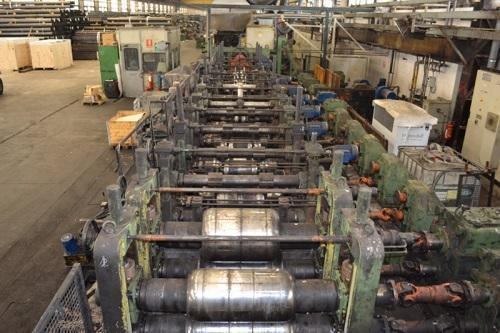 """16"""" (406mm) x 5/16"""" (8mm) OME Structural Tube Mill"""