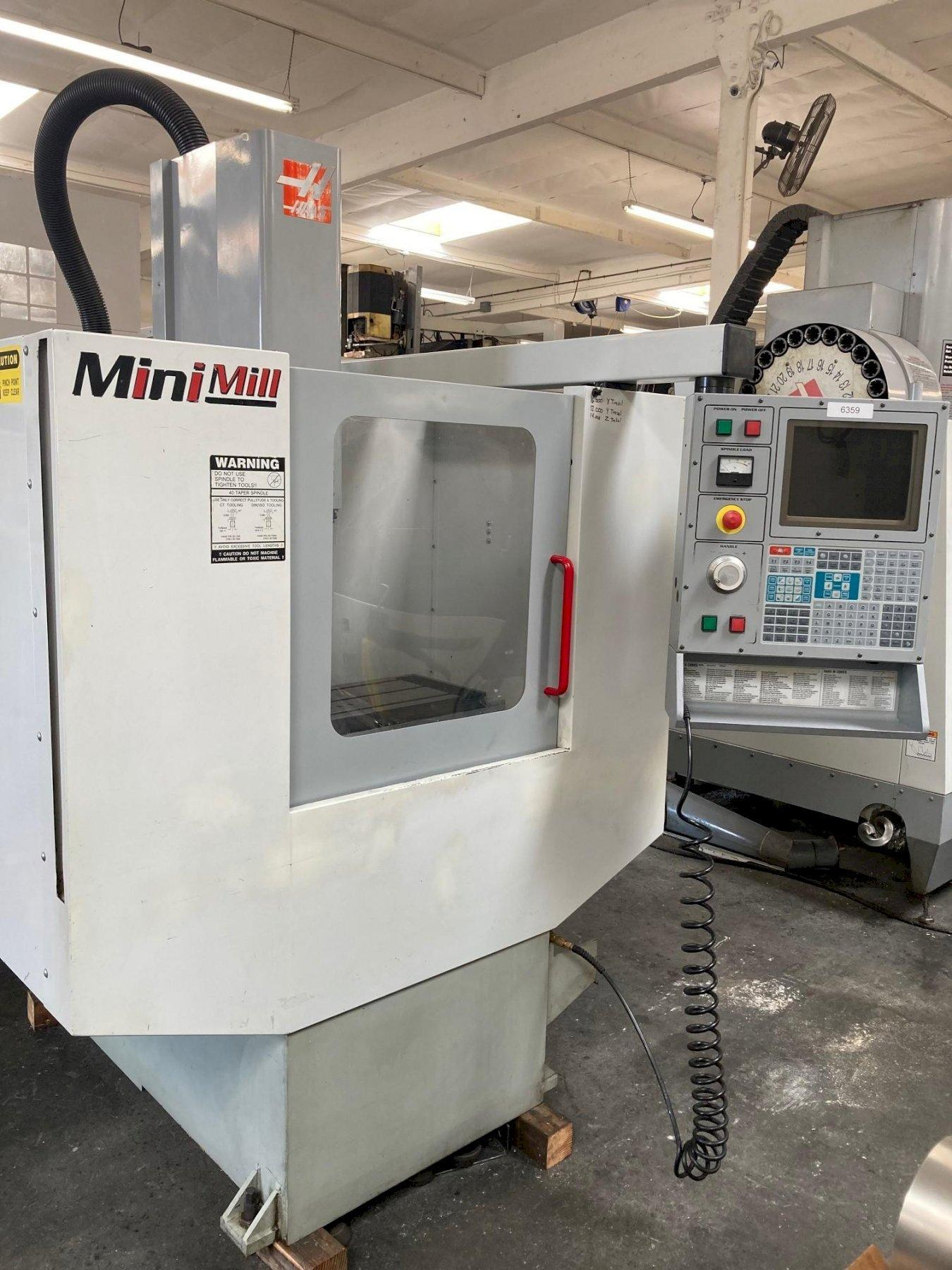Haas Mini Mill 2000 with: Haas Control, 16