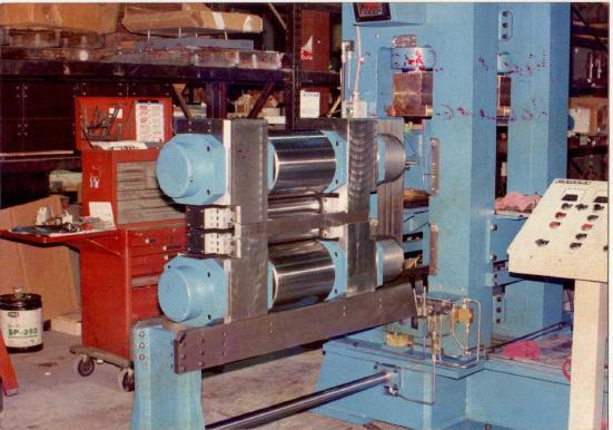 "10"" 2-HI Breakdown Reversing /4-HI Finishing Cold Rolling Mill"