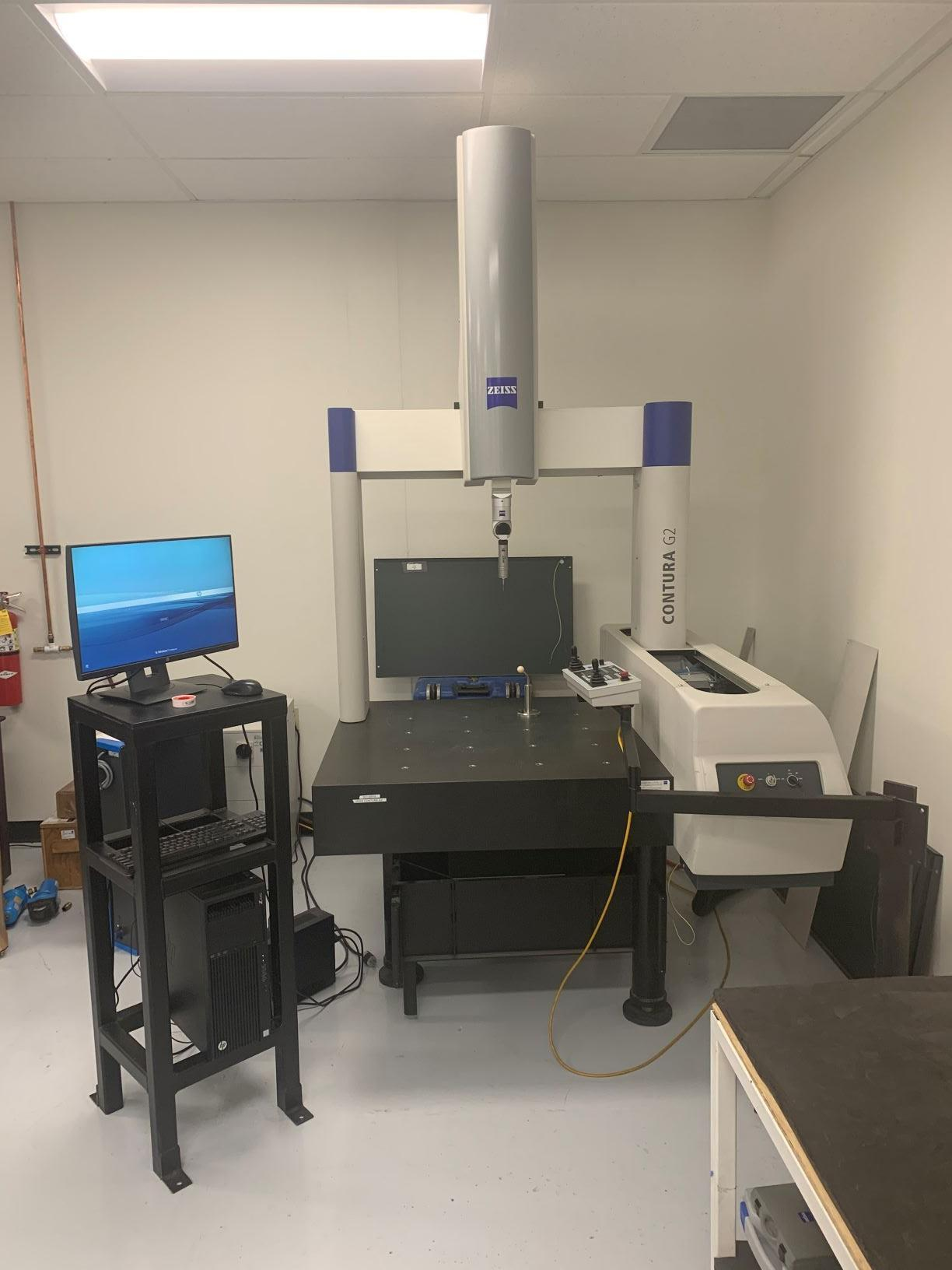 2006 Zeiss Contura G2 RDS 7/7/6 Coordinate Measuring Machine (CMM)