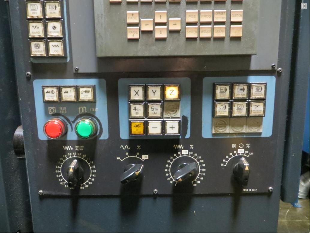 CNC Control Lower