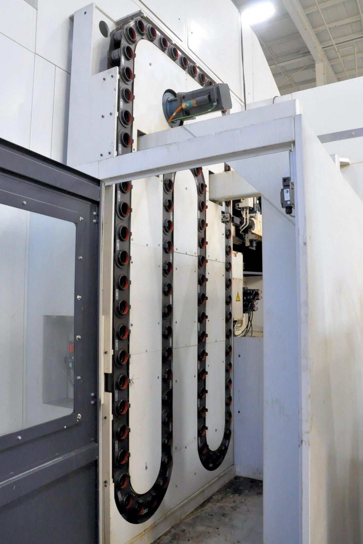 Giddings & Lewis HMC-1250 CNC Horizontal Machining Center