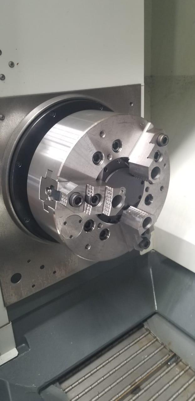 Haas ST-40 CNC Horizontal Lathe