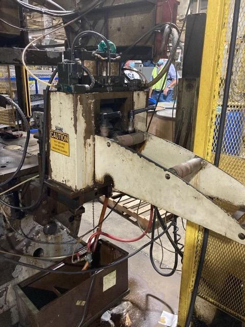 "6"" x .187"" Cooper Weymouth Peterson Servo Feeder"