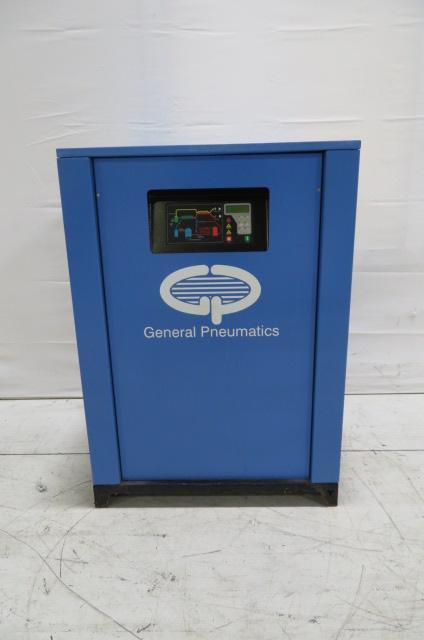 General Pneumatics Used TKF200A Air Compressor, Yr. 1999, 1hp