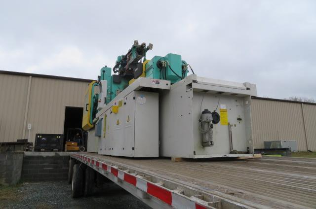 Arburg Used 830 S 2500-2100/350 Used Dual Material Injection Molding Machine, Yr. 2006, 460V