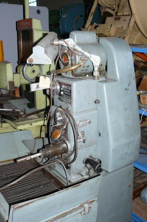 "Used MBB-1600 Sunnen Hone, Horizontal, .060 - 6.500"", 16"" Length"
