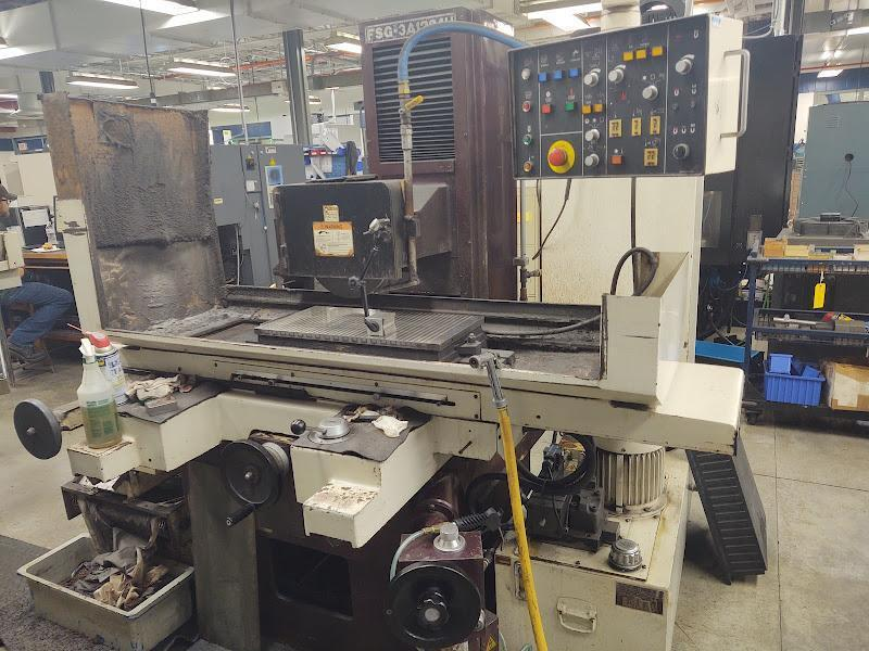 """12"""" x 24"""" Chevalier FSG-3A-1224 Automatic Surface Grinder"""