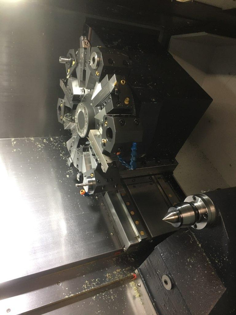 Doosan Lynx 2100A Horizontal Turning Center 2018