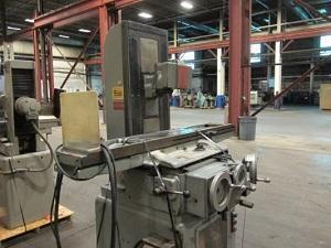 REID M# 618 HYDRAULIC SURFACE GRINDER   Our stock number: 112300