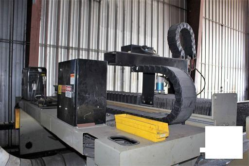 ALLTRA PG 14-8 X 30'' CNC Plasma Plate Cutting System   Our stock number: 114556