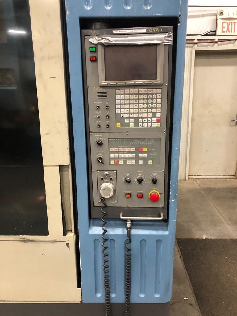 OKK PCV-40 II CNC Vertical Machining Center