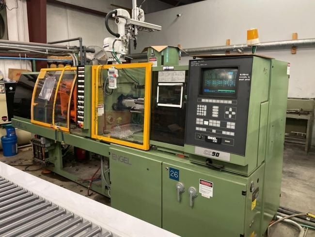 Engel Used ES200/85 Injection Molding Machine, 85 ton, 230V