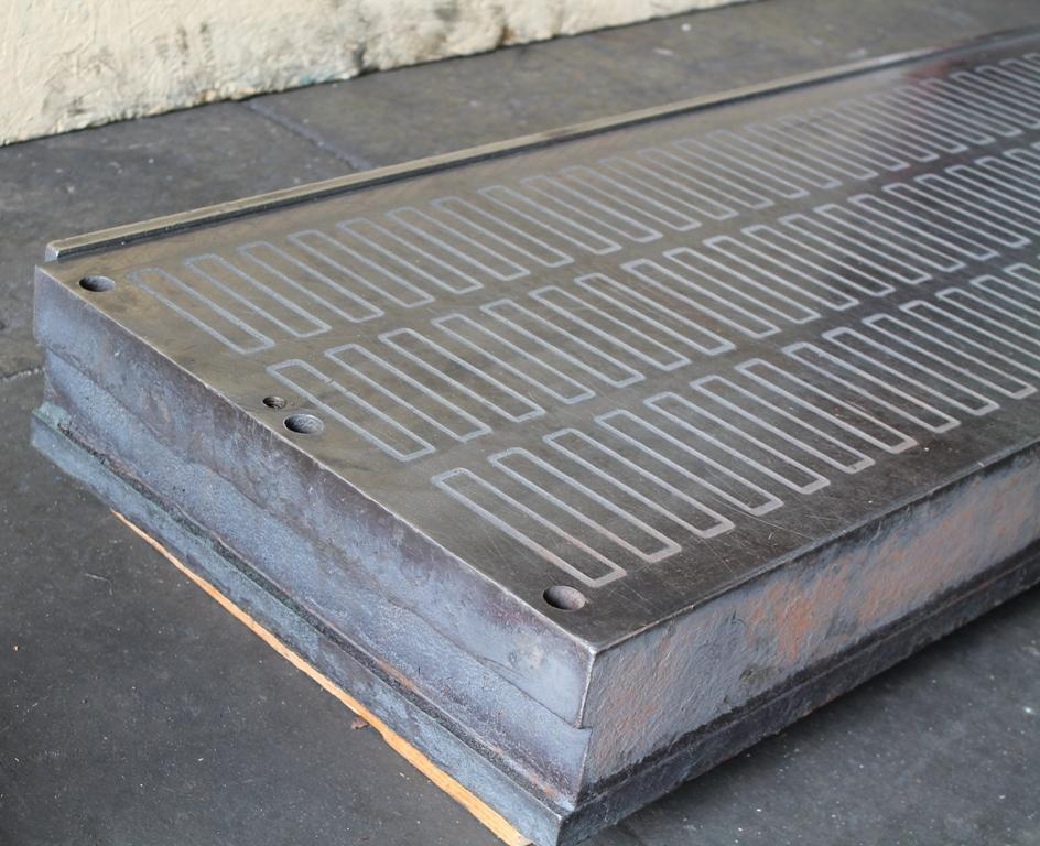 18' X 48' X 4-3/4' ELECTRO MAGNETIC CHUCK:  STOCK #62263