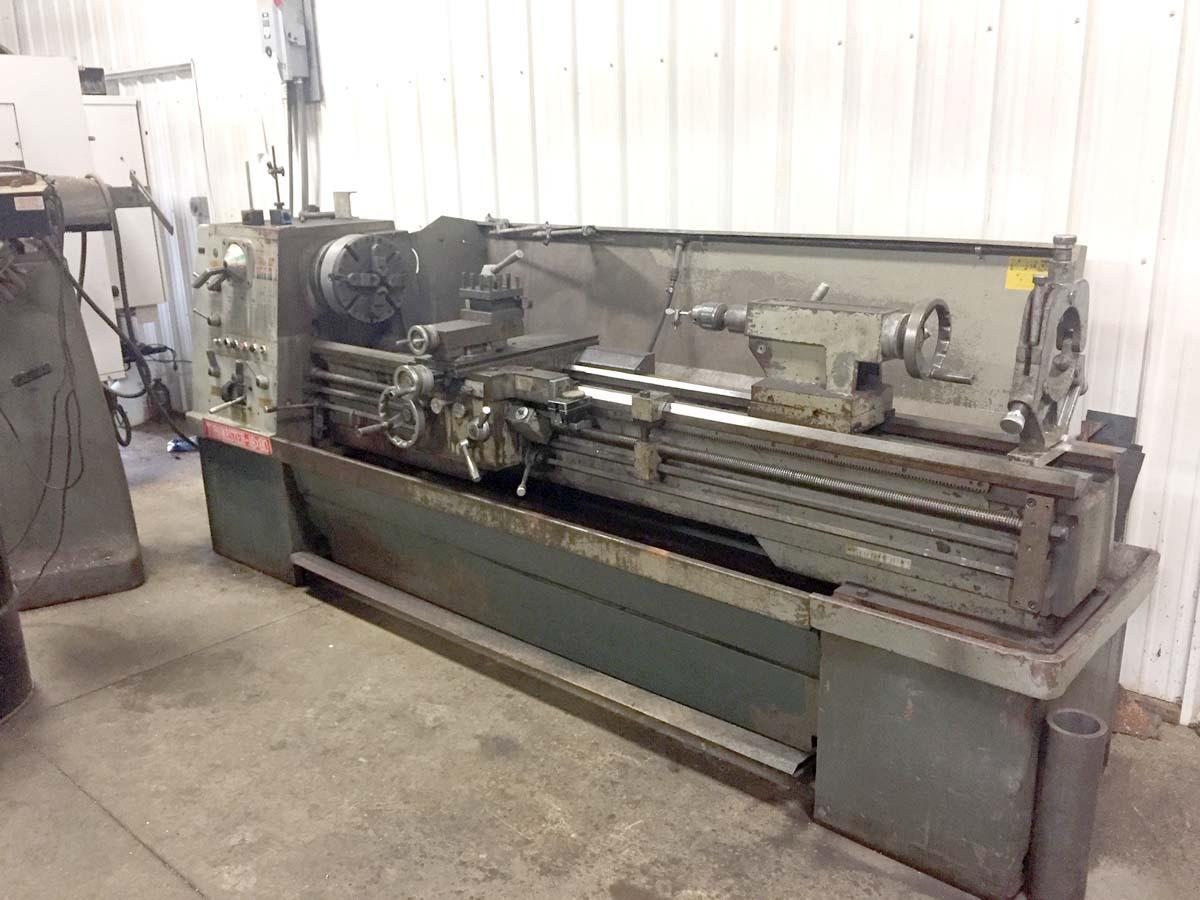 Used 18 x 80 Turnmaster Engine Lathe