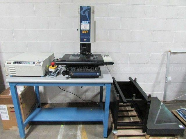 OGP Smartscope MVP 250 Video Measuring Machine, Serial #MVQ2501991, New 2007.
