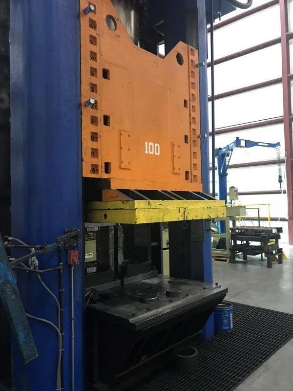 1200 Ton HPM Hydraulic Press