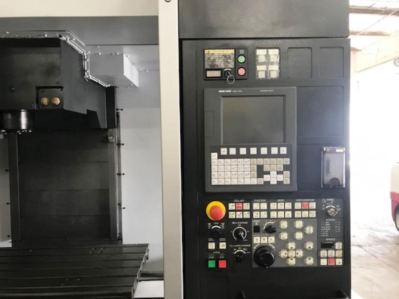 Mori Seiki DuraVertical 5100 Vertical Machining Center