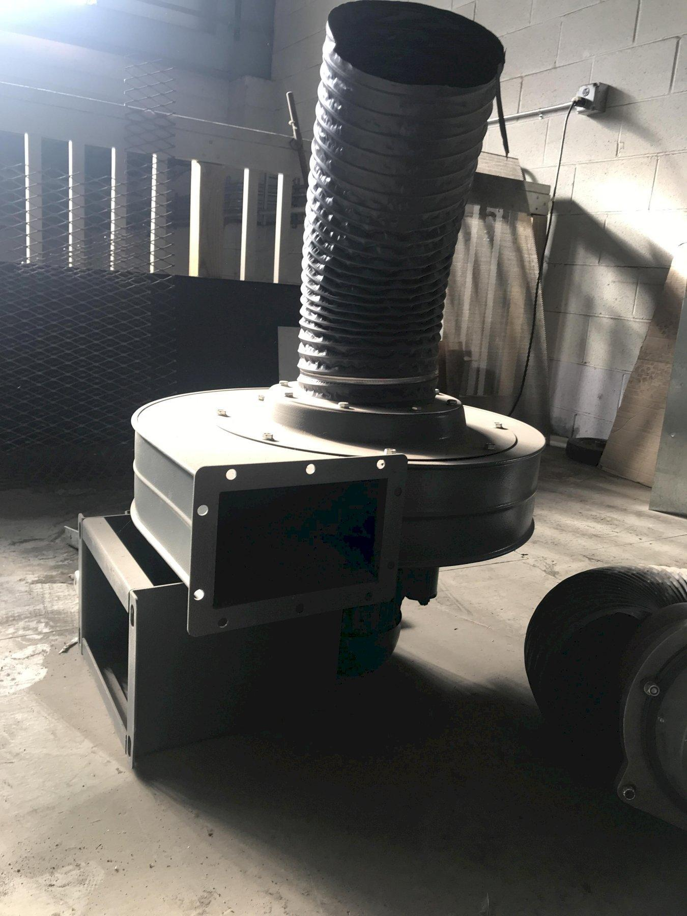 LINCOLN ELECTRIC LFA 2.0 FUME EXTRACTOR