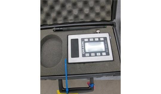 DILLON MODEL HR-2000 CRANE SCALE MONITOR: STK 62342