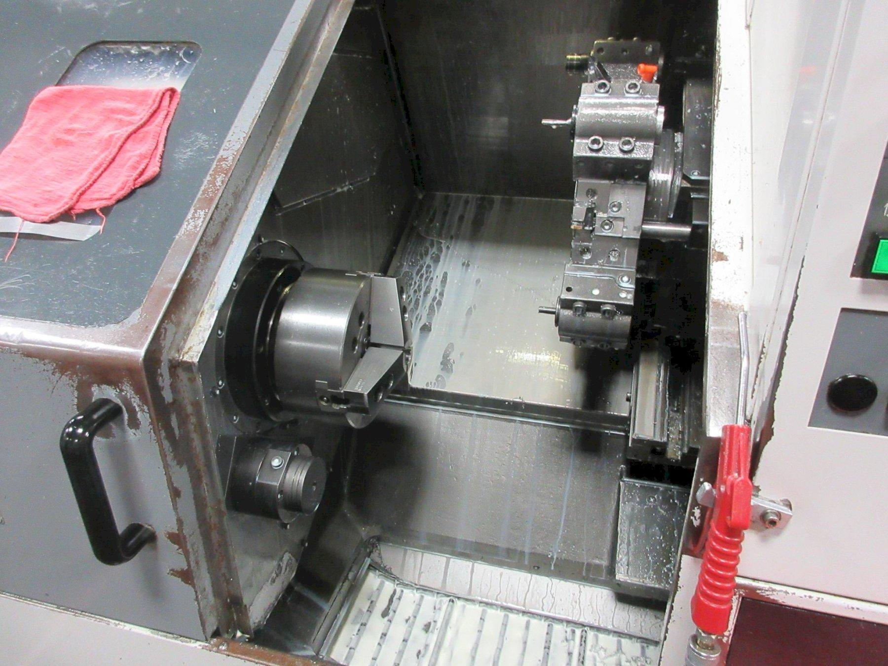 MORI SEIKI CL-20 CNC LATHE