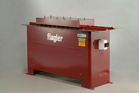 "New Flagler Hi-Speed Combination ""S"" Cleat Machine, Model HSCSC"