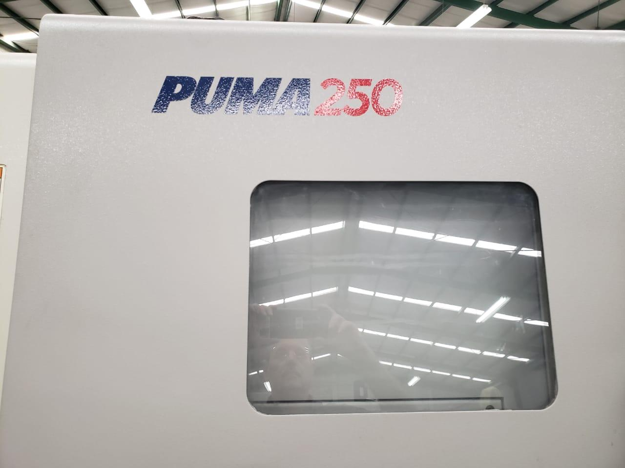 Daewoo Puma 250B - CNC Horizontal Lathe