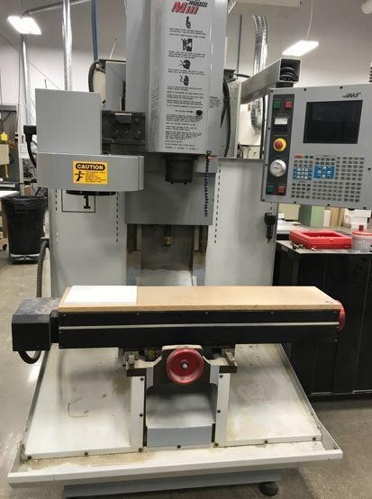 Haas TM-1 Vertical Mill