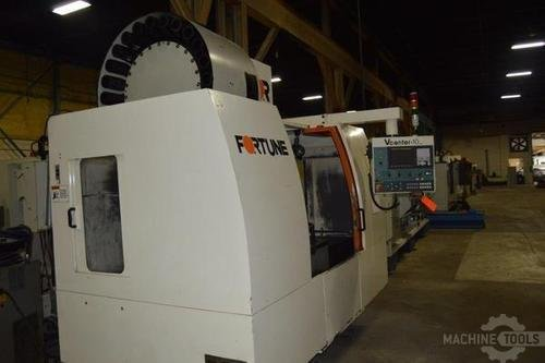 FORTUNE VCENTER-102 Vertical Machining Centers