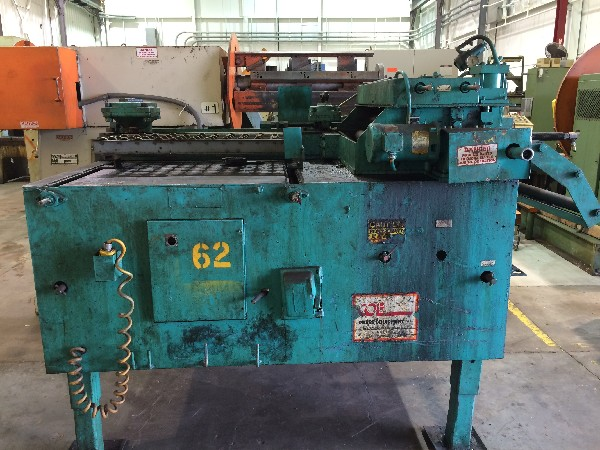 "Coe Press Air Feed - Straightener Combination 30"" Wide x .140"""
