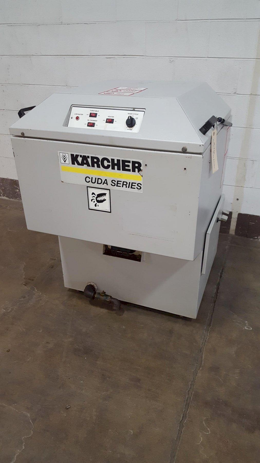 "24"" Cuda Karcher H20-2412 Top Load Parts Washer"