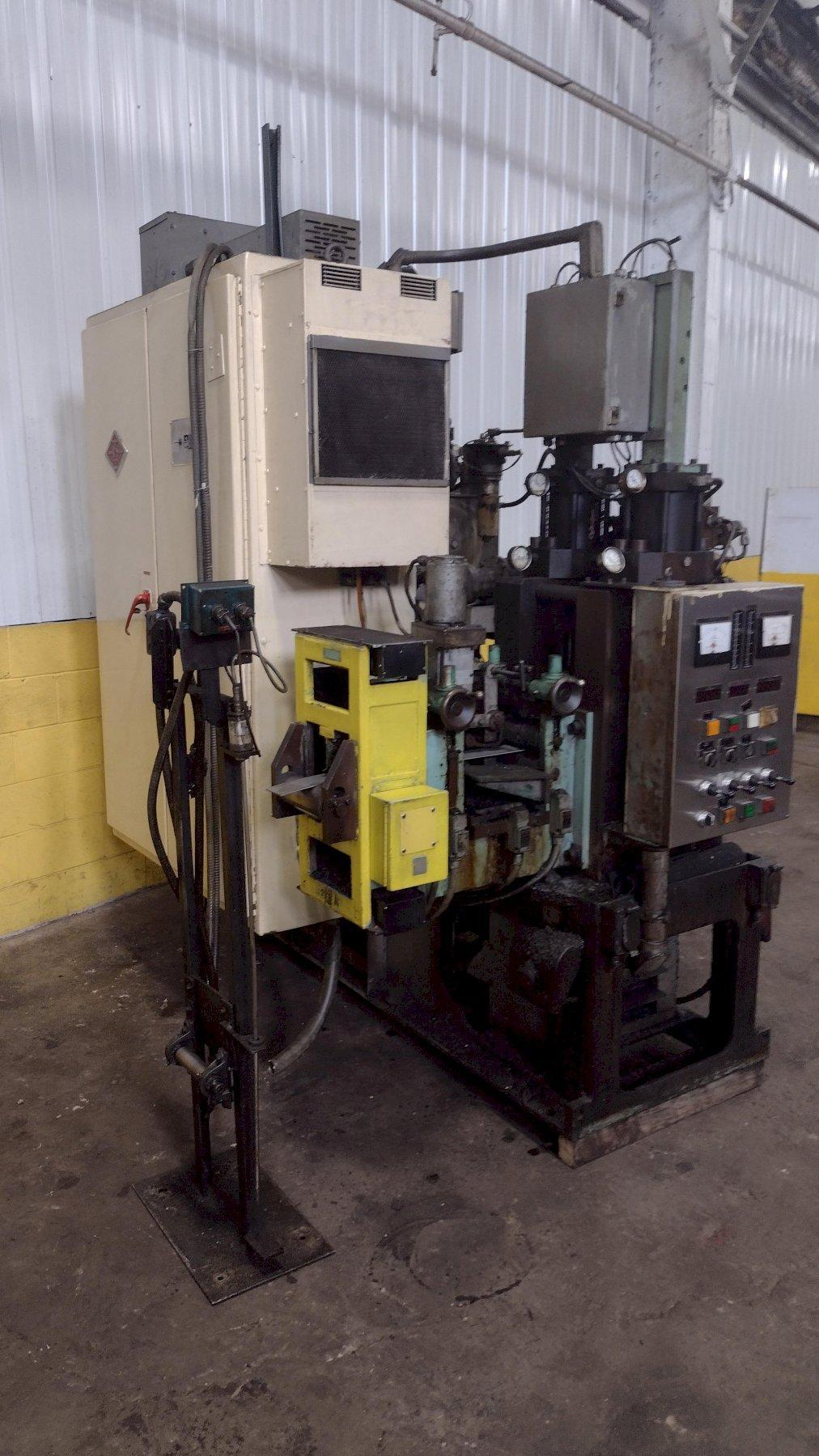 """5-1/4"""" X 8"""" INTERGRATED INDUSTRIAL SYSTEMS I2S 2-HI COLD REDUCTION MILL: STOCK #14980"""